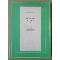 Hudební nauka I. - učebnice hudební nauky a intonace