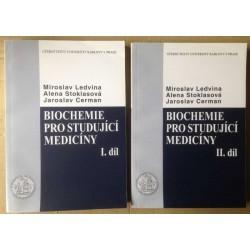 Biochemie pro studující medicíny I. a II. díl