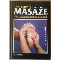 Masáže - Kompletní kniha masážních technik