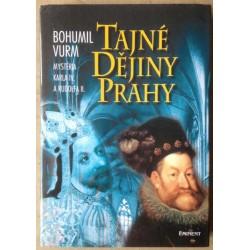 Tajné dějiny Prahy - Mystéria Karla IV. a Rudolfa II.