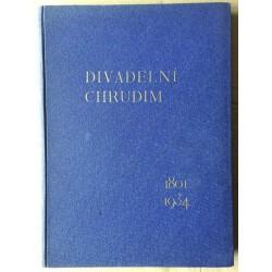 Divadelní Chrudim 1801-1934