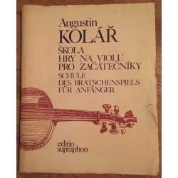 Škola hry na violu pro začátečníky