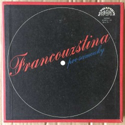 Francouzština pro samouky na gramofonových deskách - Supraphon