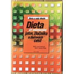 Dieta při onemocnění jater, žlučníku a žlučových cest