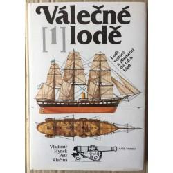 Válečné lodě [1] - Lodě veslové a plachetní do roku 1860
