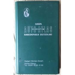 Autoatlas - Europa kombination Bundesrepublik Deutschland