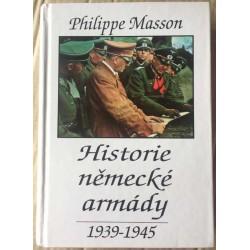 Historie německé armády 1939-1945