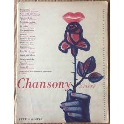 Chansony a písně - Zpěv a klavír