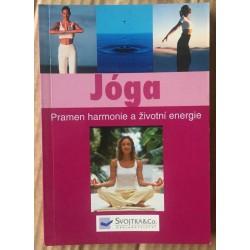 Jóga - Pramen harmonie a životní energie