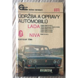 Údržba a opravy automobilů LADA a NIVA