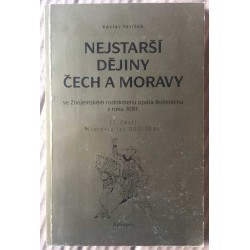 Nejstarší  dějiny Čech a Moravy (1.část - Historie let 805-1091)