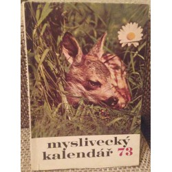Myslivecký kalendář 1973