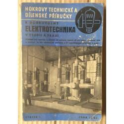 Hokrovy technické a dílenské tabulky: Elektrotechnika v teorii a praxi