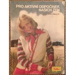 Ateliér Květen č.97 - Pro aktivní odpočinek našich žen
