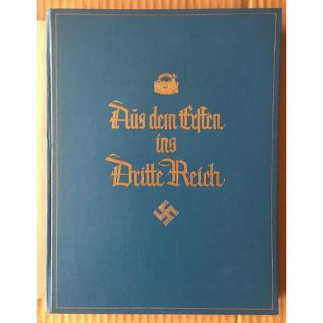 Aus dem Ersten ins Dritte Reich