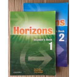 Horizons - Student's book 1+2