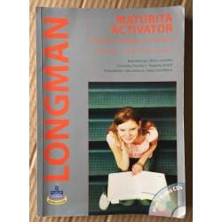 Longman - Maturita Activator: Intenzivní příprava k maturitě (2xCD)