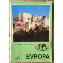 Evropa - Zeměpis pro základní školy