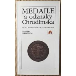 Medaile a odznaky Chrudimska - sbírky Regionálního muzea v Chrudimi