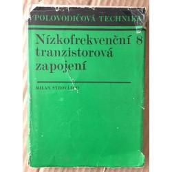 Polovodičová technika 8 - Nízkofrekvenční tranzistorová zapojení