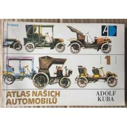 Atlas našich automobilů - 1