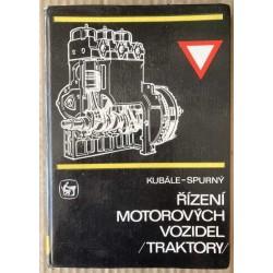 Řízení motorových vozidel /Traktory/