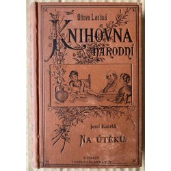 Knihovna národní: Na útěku