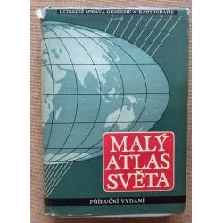 Malý atlas světa - příruční vydání