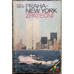Praha - New York zpáteční