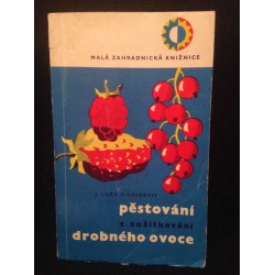 Pěstování a zužitkování drobného ovoce