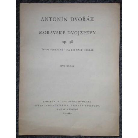 Antonín Dvořák - Moravské dvojzpěvy op.38