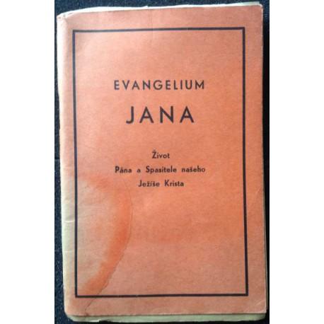 Evangelium Jana